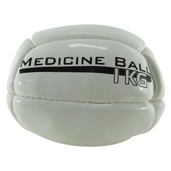 Bola de Peso Medicine Ball 1 kg Scalibu para Treino Funcional