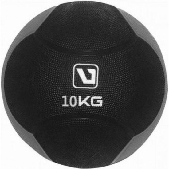 Bola de Peso Medicine Ball para Crossfit 10Kg - LIVEUP LS3006F-10