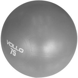Bola de Pilates Gym Ball 75cm 250 kg Resistência Vollo VP1036