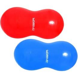 Bola Feijão Liveup para Pilates 90 x 45 cm + Bola Feijão 100 x 45 cm