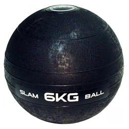 Bola Medicine Slam Ball para Crossfit 6 KG - LIVEUP LS3004-6
