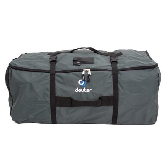 Bolsa de Viagem Deuter Cargo Bag Exp New 90 + 30 Litros Cinza