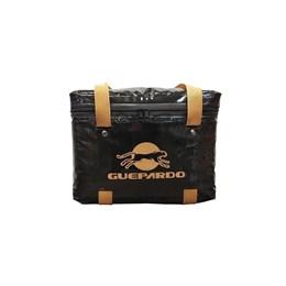 Bolsa Térmica Guepardo Casus 6,9L com Alça e Zíper Preta