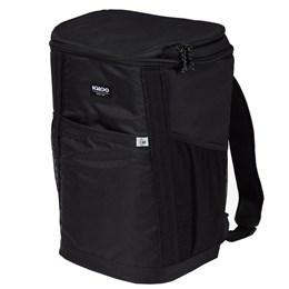 Bolsa Térmica Igloo Backpack 17,5 Litros Preto com Porta Garrafa