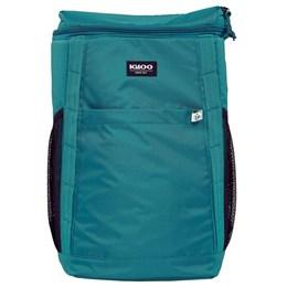 Bolsa Térmica Igloo Backpack 17,5 Litros Verde com Porta Garrafa