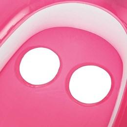 Bote Infantil Inflável Bestway Cuidados com o Bebê Rosa Proteção UPF 50+