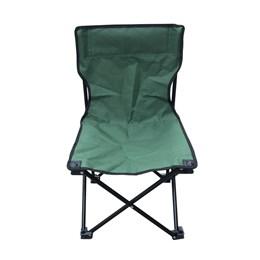 Cadeira Camping Dobrável Importway Verde com Bolsa de Transporte
