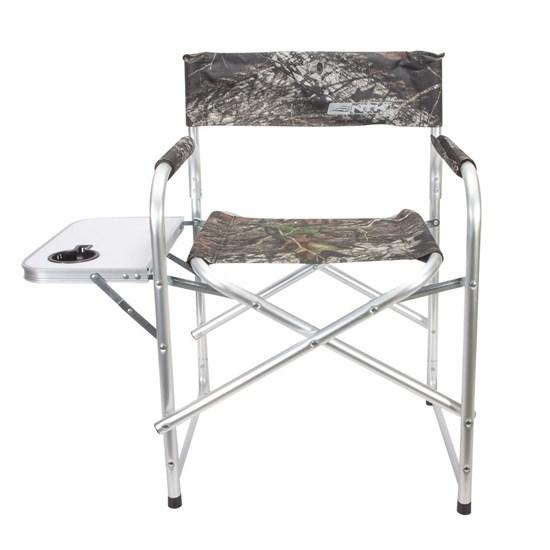 Cadeira Camping Nautika Diretor Camuflado Camuflada até 90 Kg com Mesinha e Porta Copo