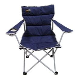 Cadeira Dobrável Nautika Boni Fácil Montagem e Desmontagem Azul