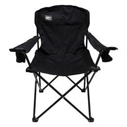 Cadeira Dobrável Pandera com 2 Porta Copos + Banqueta Dobrável Stool Nautika