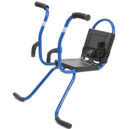 Cadeirinha Infantil Dianteira para Bicicletas Azul - Altmayer AL-01