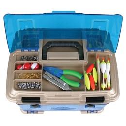 Caixa De Pesca com Divisórias Azul - Flambeau T5P Multiloader Pro 6320 Tb