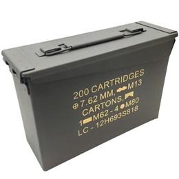 Caixa para Munição Nautika Ammo Box Tático Airsoft