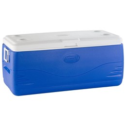 Caixa Térmica 141,9 Litros 150 QT com Alças e Porta Copos - Coleman