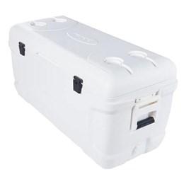 Caixa Térmica 142 Litros Igloo Marine Contour 150QT 2020 Branco com Alça
