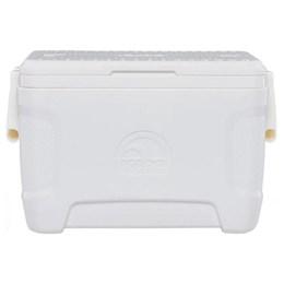 Caixa Térmica 23 Litros Igloo Marine Contour 25QT 2020 Branco com Alça
