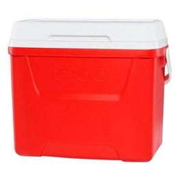 Caixa Térmica 26 Litros Igloo Laguna 28QT 2020 Vermelho com Alça