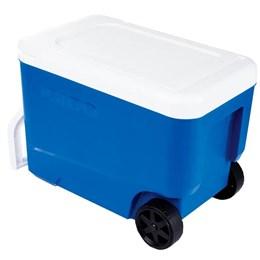 Caixa Térmica 36 Litros Igloo Wheelie Cool 38QT 2020 com Rodas e Alça