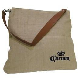 Caixa Térmica 45,4L com Alça Coleman + Bolsa Corona Multiuso com Alça em Couro