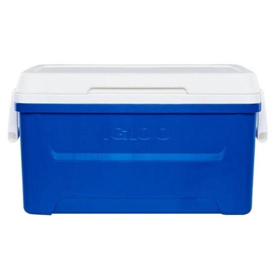 Caixa Térmica 45 Litros Igloo Laguna 48QT 2020 Azul com Alça