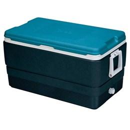 Caixa Térmica 66 Litros Igloo Maxcold 70QT 2020 Azul com Alças