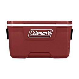 Caixa Térmica Coleman Red 70QT para 100 Latas até 113Kg