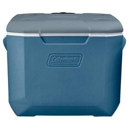 Caixa Térmica Coleman Xtreme 5 47,3 Litros Azul com Alça e Rodas