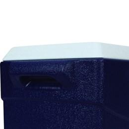 Caixa Térmica Glacial 26 Litros com 2 Porta Latas e Alças - MOR