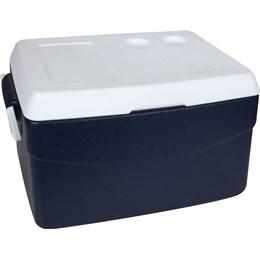 Caixa Térmica Glacial 48 Litros com Tampa Articulada - MOR
