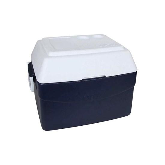 Caixa Térmica Glacial 55 Litros com Tampa Articulada - MOR