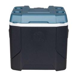 Caixa Térmica Igloo Maxcold Profile 51 Litros com Porta Copos e Rodas