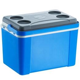 Caixa Térmica Lavita 12 Litros Azul com Alça