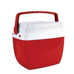 Caixa Térmica MOR 12 Litros para Camping Vermelho
