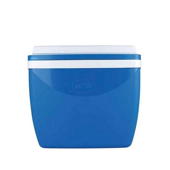 Caixa Térmica MOR 18 Litros para Camping Azul