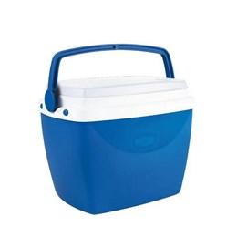 Caixa Térmica MOR 6 Litros para Camping Azul