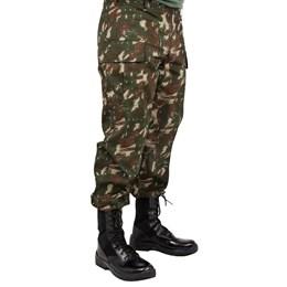 Calça Camuflada Delta Padrão Exército Brasileiro