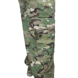 Calça Tática Fox Boy Flex Multi-Forest em Rip Stop com Proteção UV 50+ Tamanho