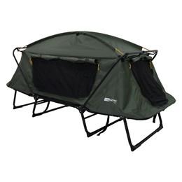 Cama Tatu Casal 2,10m para Camping 291026 Nautika Verde