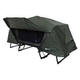 Cama Tatu Solteiro 4 em 1 Dobrável Para Camping com Porta Sobreteto Nautika