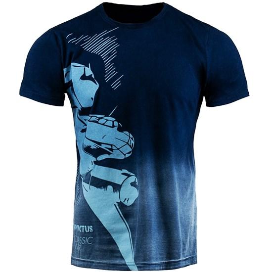 Camiseta Masculina INVICTUS Concept Flight Azul