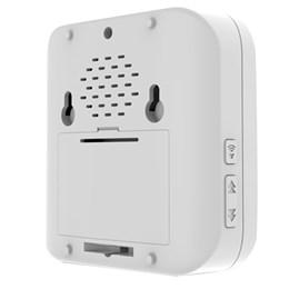 Campainha Sem Fio Wireless a Pilhas ComfortDoor Branca
