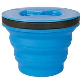 Caneca Colapsável X-Seal & Go Medium 415ml Azul