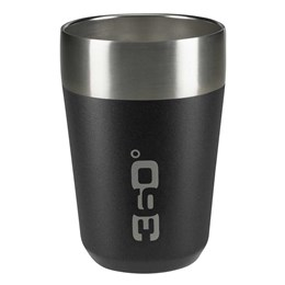 Caneca Térmica 360 Degrees Travel Mug Regular Isolamento a Vácuo 355ml Preto