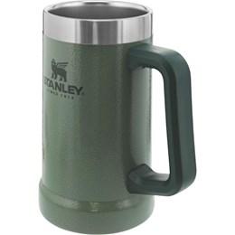 Caneca Térmica de Cerveja Stanley 709 ml até 5 Horas Gelado Hammertone Green