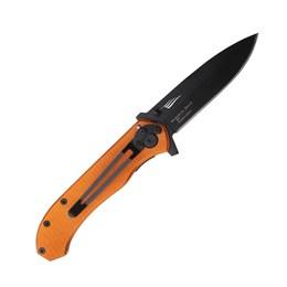 Canivete Skaf com Lâmina Preta do Tipo Turca de Aço Inox - Nautika