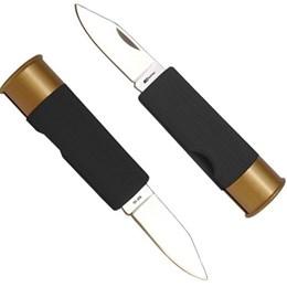 Canivete Tático Shot de Aço Inoxidável 12 Peças Nautika