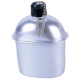 Cantil de Alumínio Camuflado 0,9 Litros - Nautika