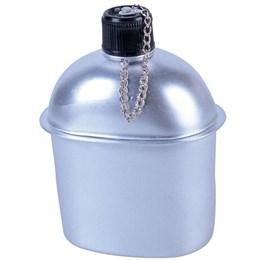 Cantil de Alumínio com Capa Isolante de Algodão Passante Para Cinto - Nautika