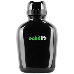 Cantil Plástico EchoLife Purificador 900 ml Preto