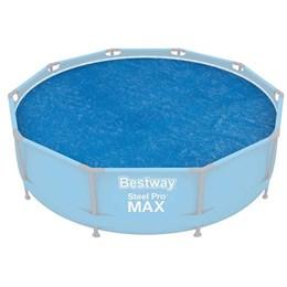 Capa Bestway PVC para Piscina Frame Pool Cover 4678 Litros